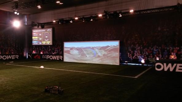 Football simulator
